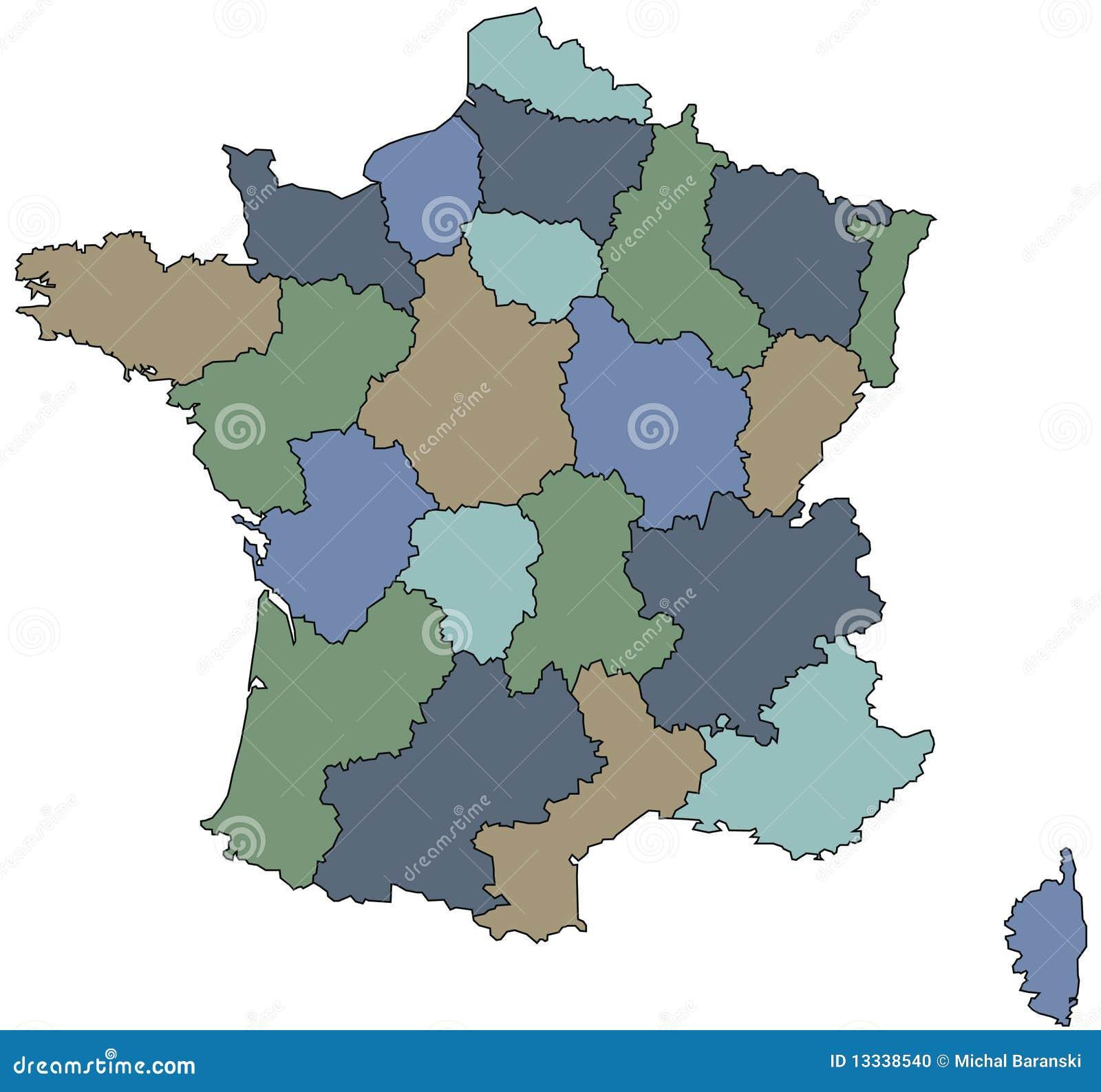 France regiony
