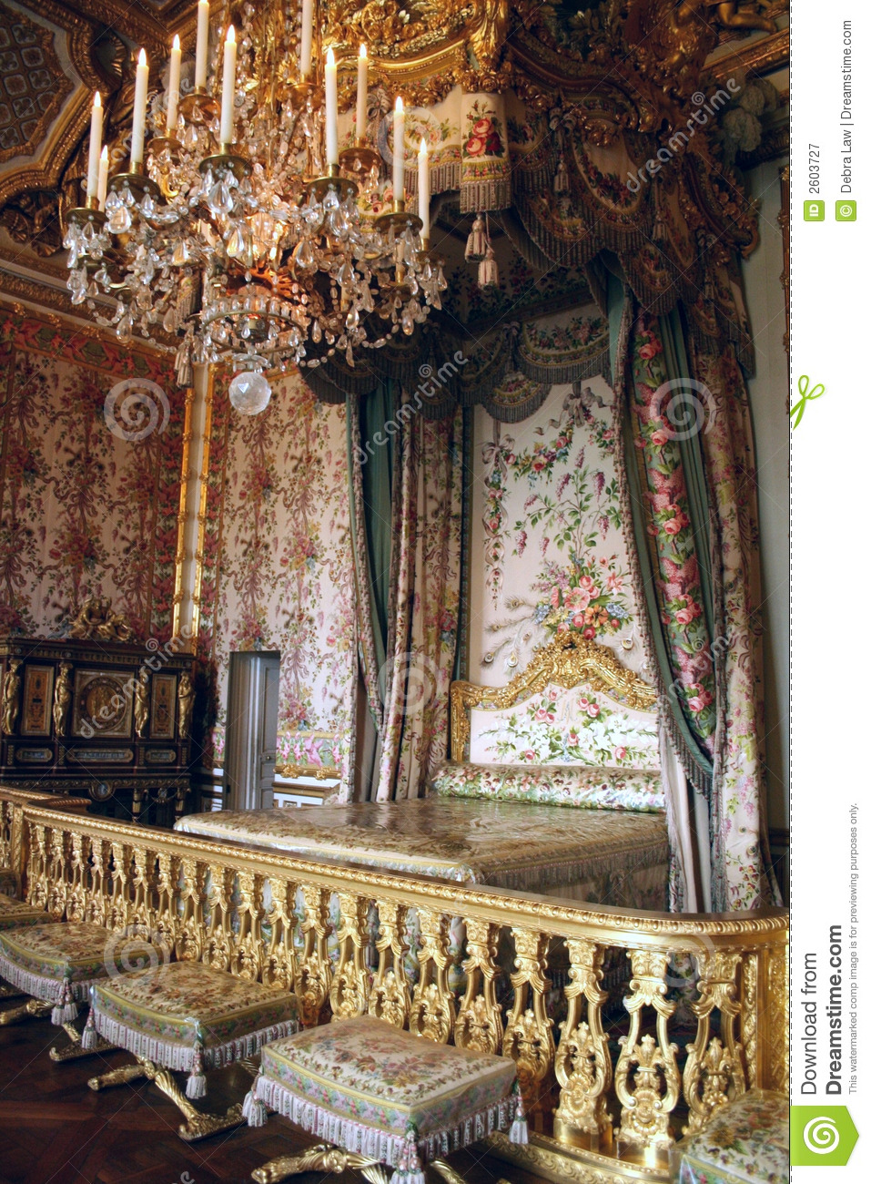 France Versailles Palace Royalty Free Stock Photography