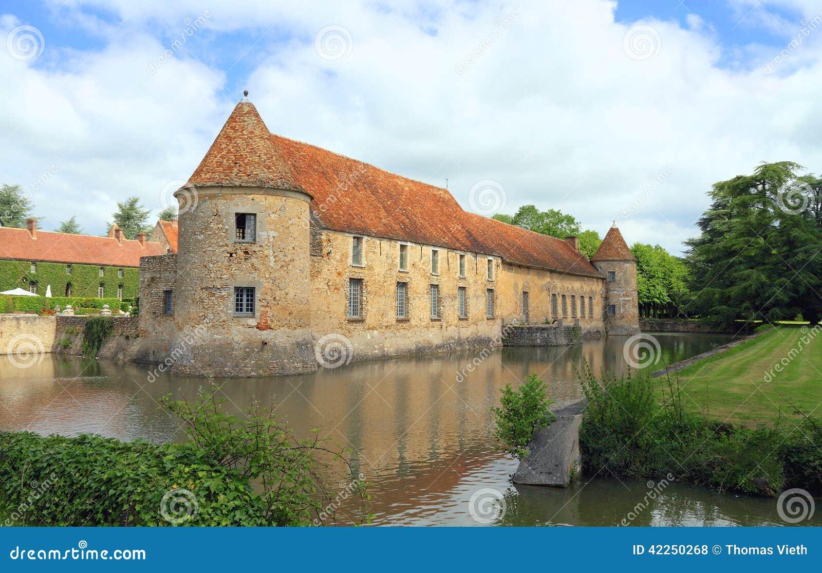 France yvelines castle ch teau de villiers le mahieu for Chateau yveline