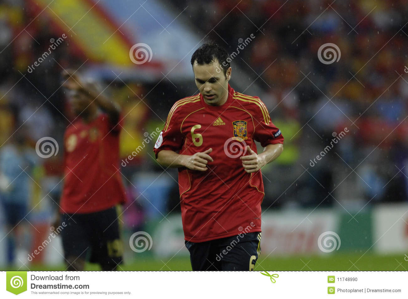 FranceFootball 2009 Best 30Players Andres Iniesta