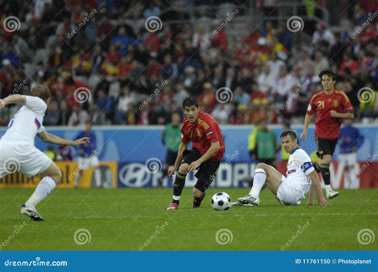 FranceFootball 2009 Best 30Players David Villa