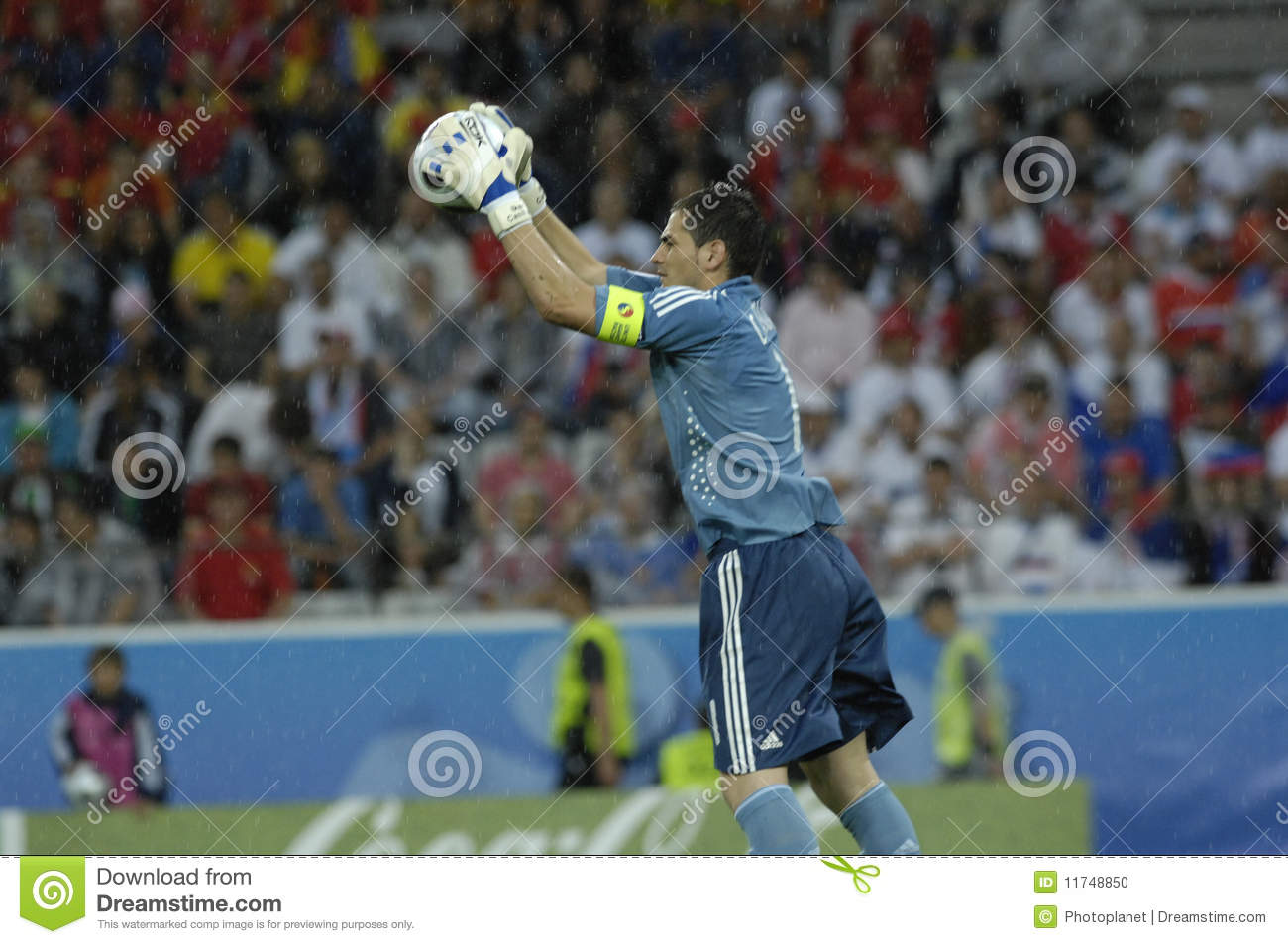 FranceFootball 2009 Best 30Players Iker Casillas