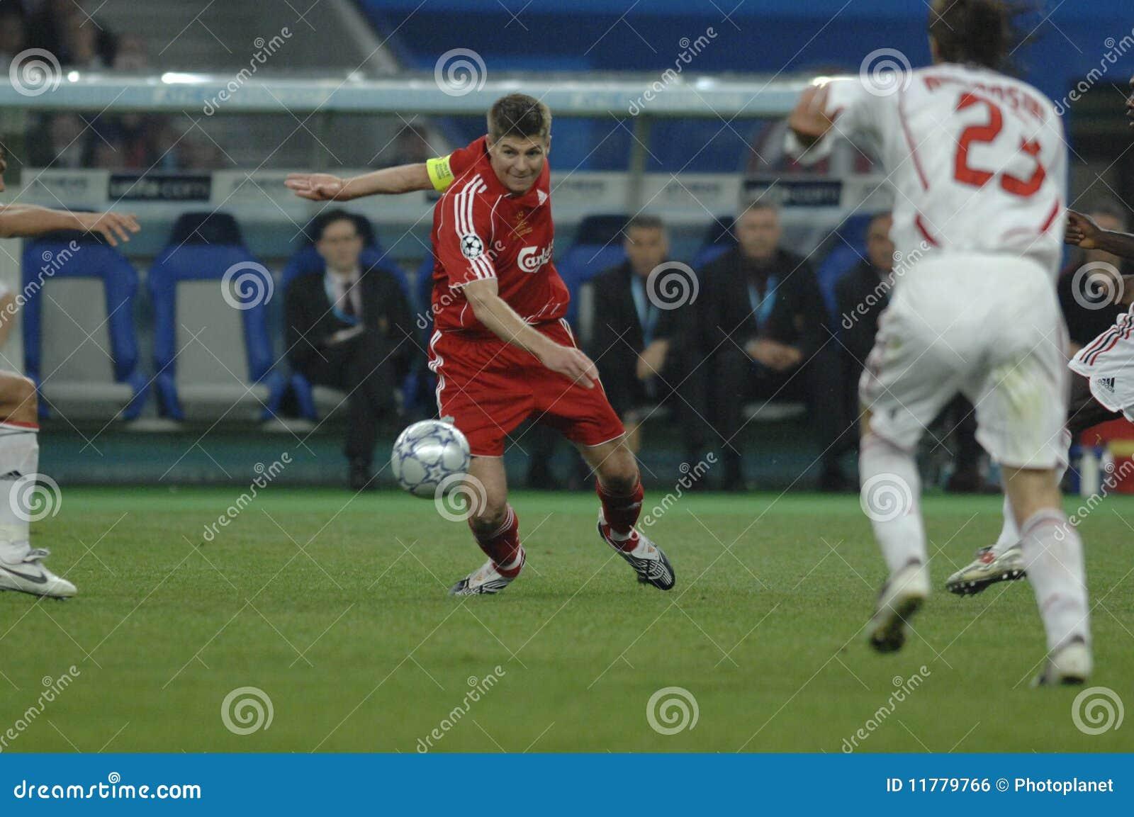 FranceFootball 2009 Best 30Players Stiven Gerrard