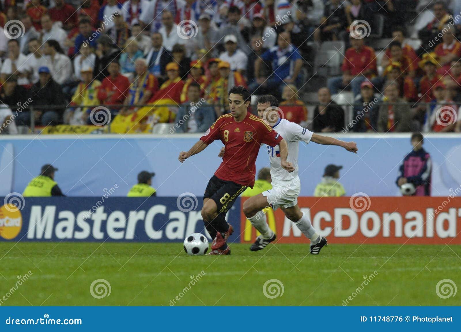 FranceFootball 2009 Best 30Players Xavi Hernandez