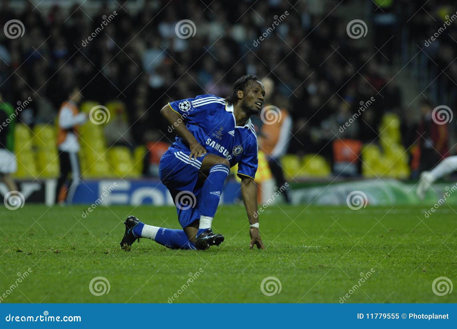 FranceFootball 2009 beste 30Players Didier Drogba