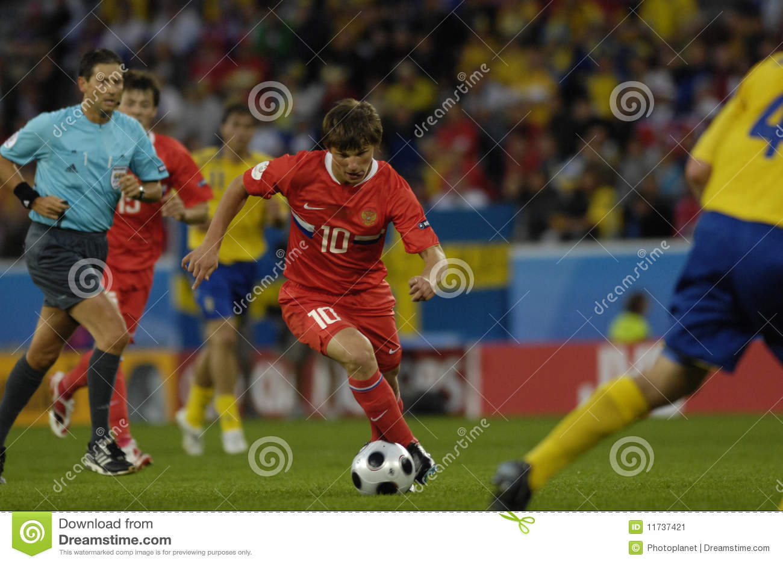 FranceFootball 2009 mejores 30Players Andrei Arshavin