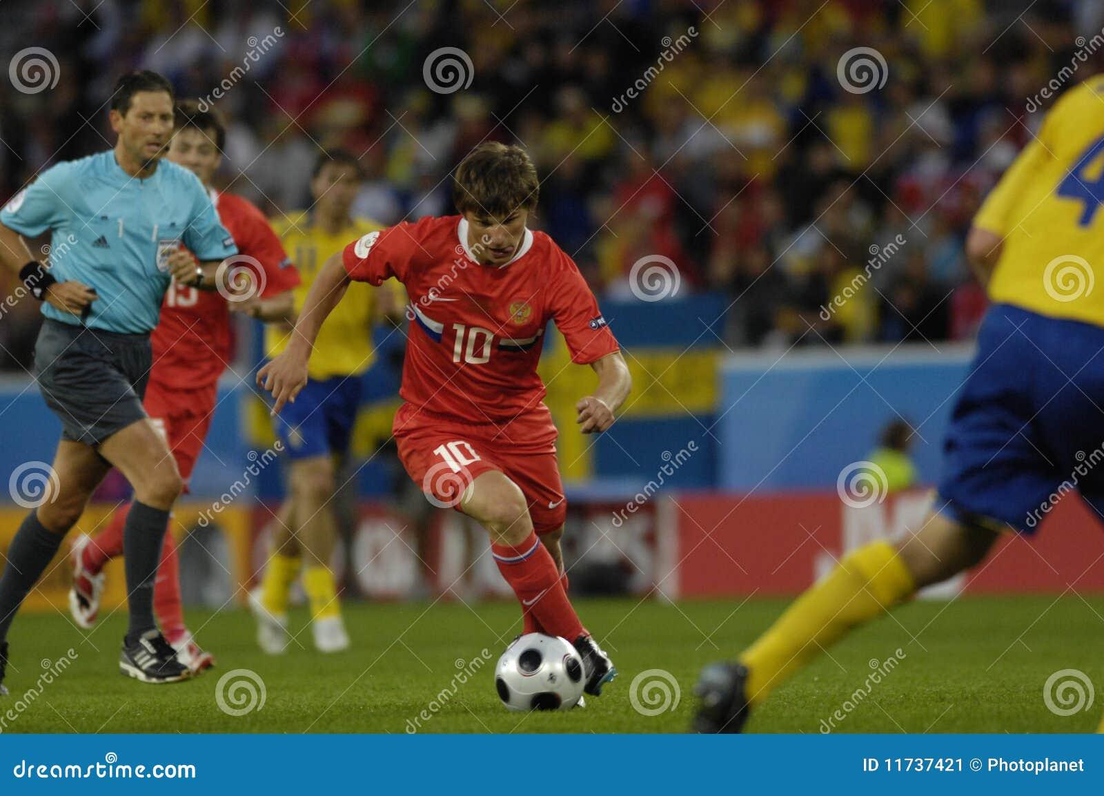 Francefootball arshavin andrei 2009 30players самое лучшее
