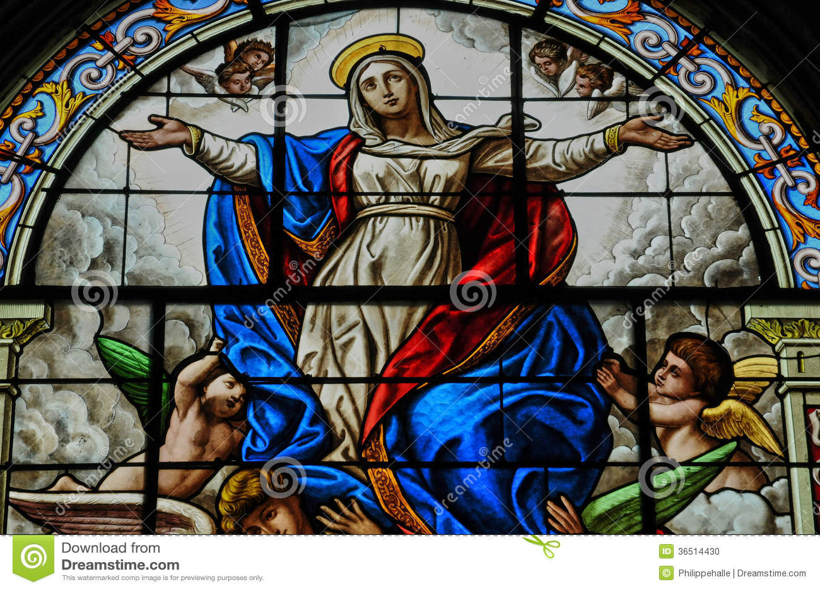 Frances, église historique des Chateaux de les de Lassay