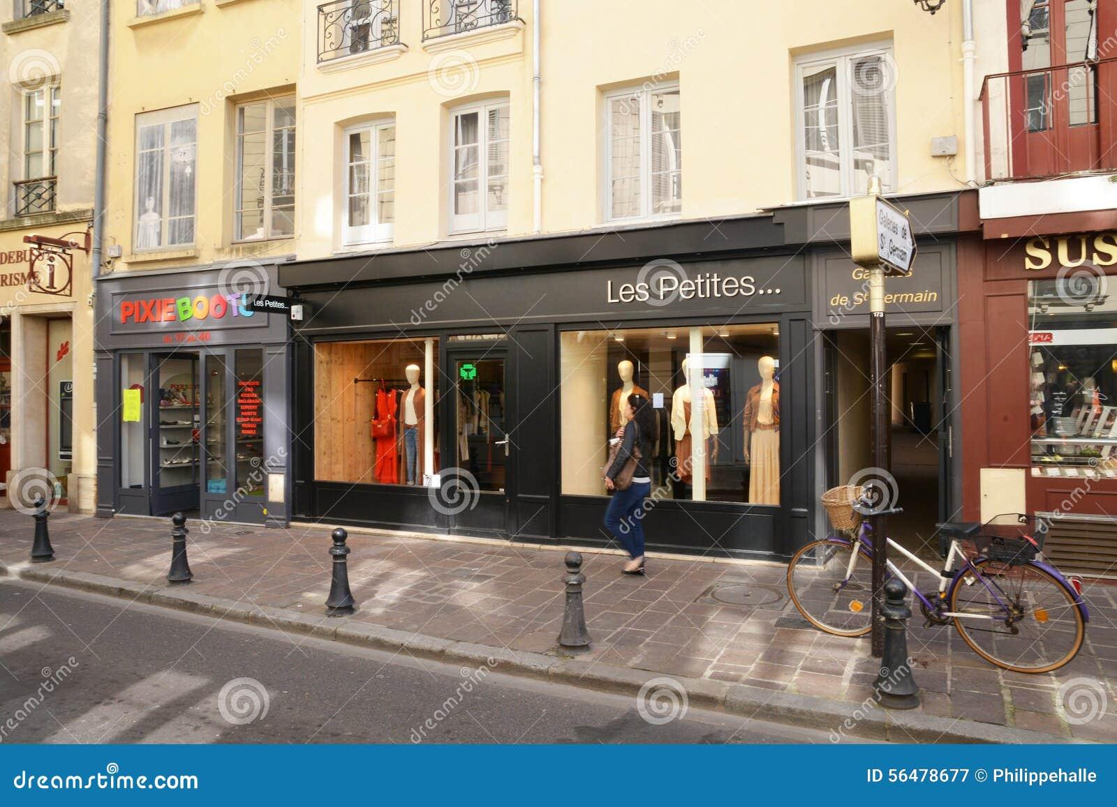 Frances, la ville pittoresque d en Laye de St Germain