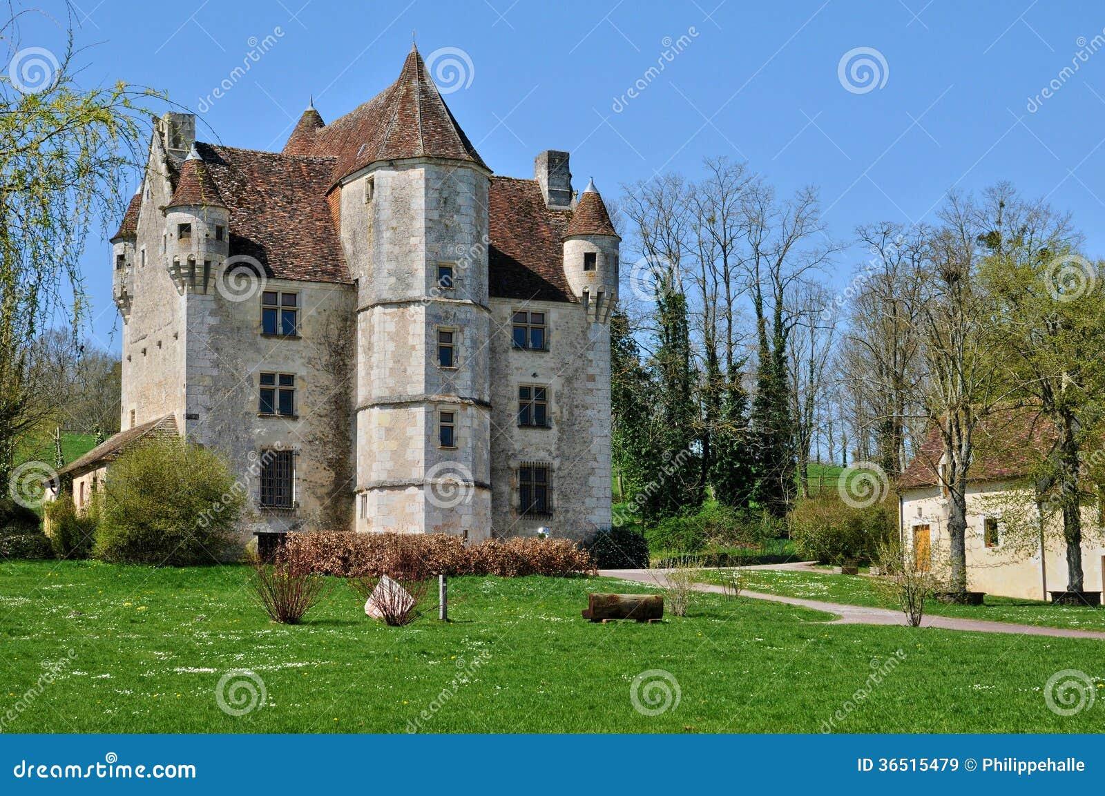 Frances, village pittoresque de Noce