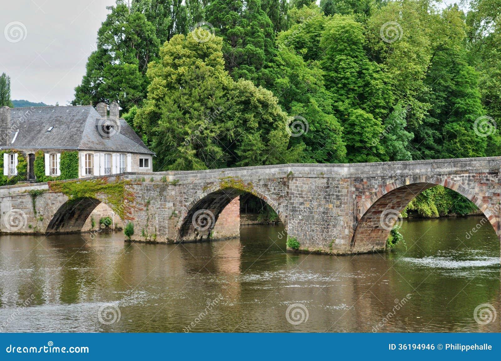 Frances, ville de Terrasson Lavilledieu dans Dordogne