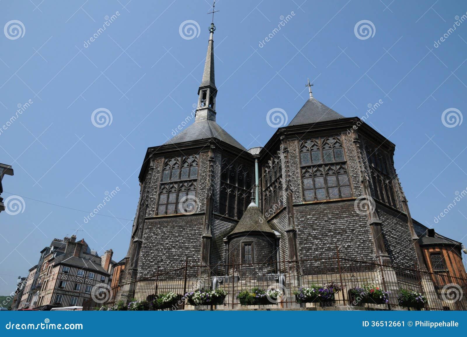 Frances, ville pittoresque de Honfleur