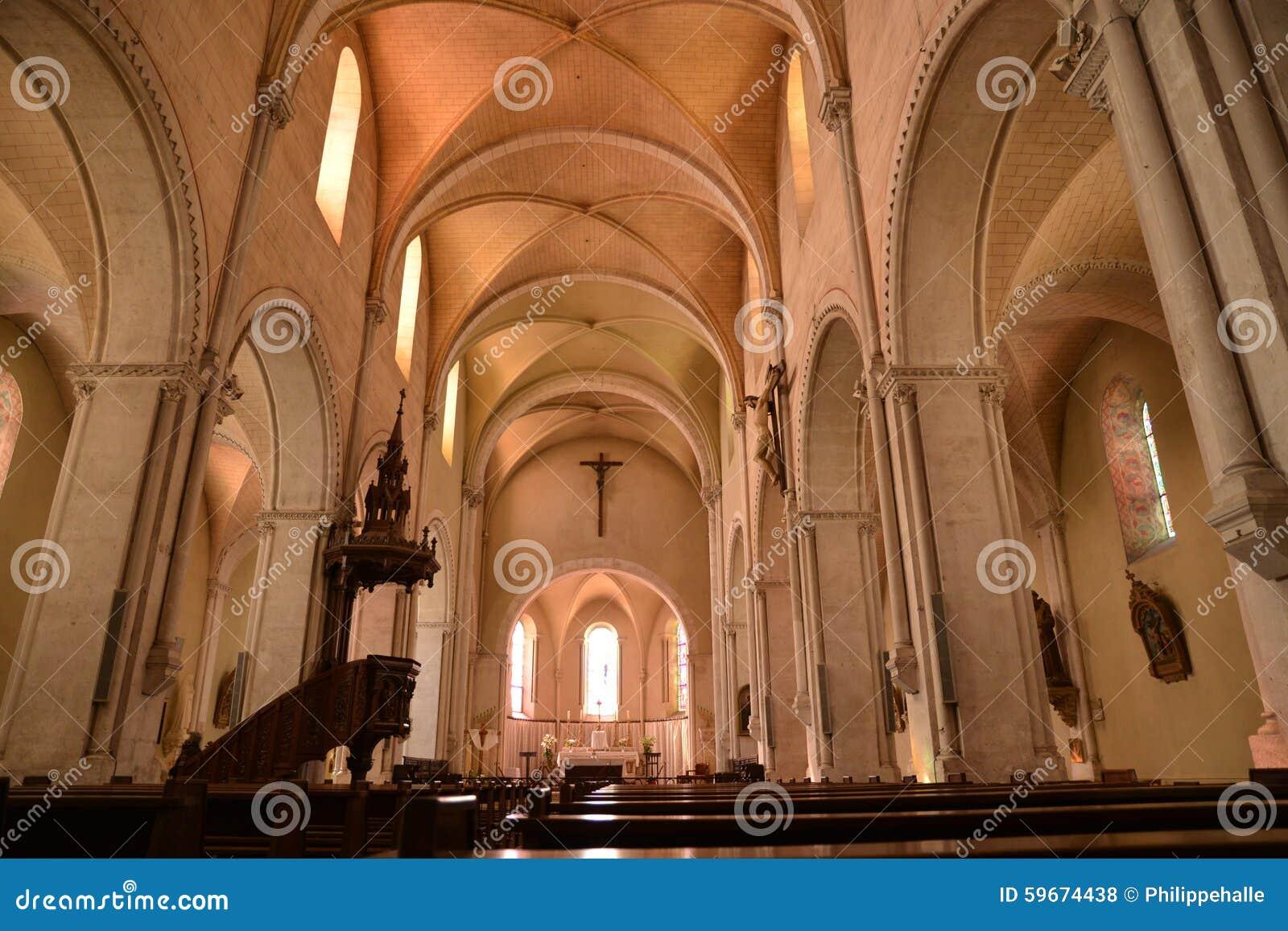 Frances, ville pittoresque de Sancerre dans Cher