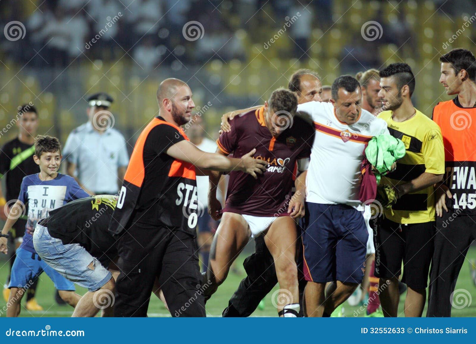 Francesco Totti Editorial Stock Photo - Image: 32552633