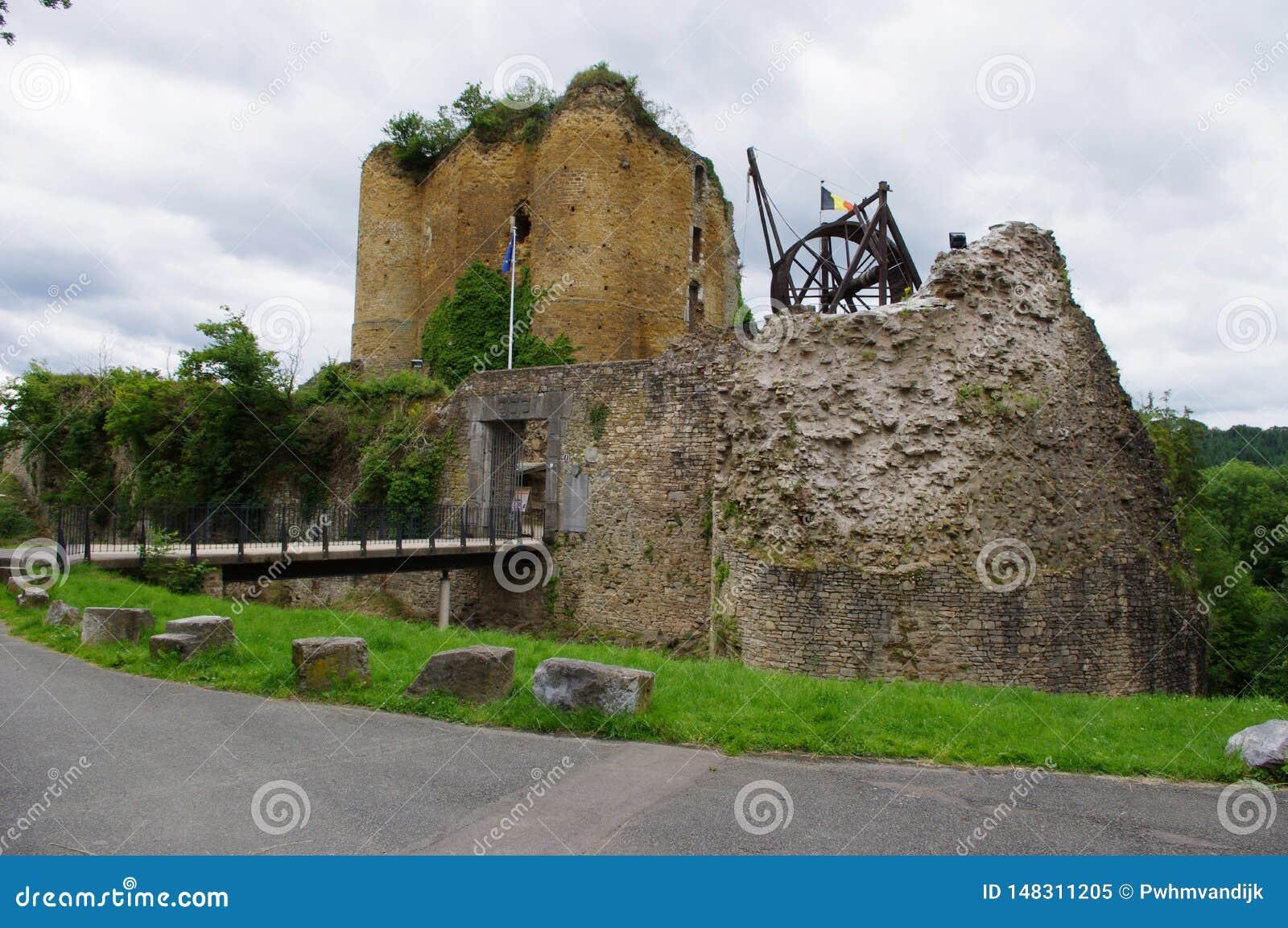 Franchimont Castle στο Βέλγιο