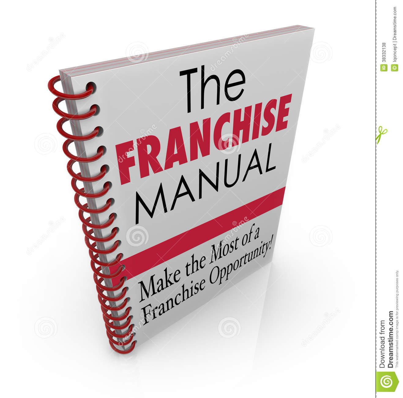 Paper Book Cover Directions ~ Franchise manual book cover instructions help advice