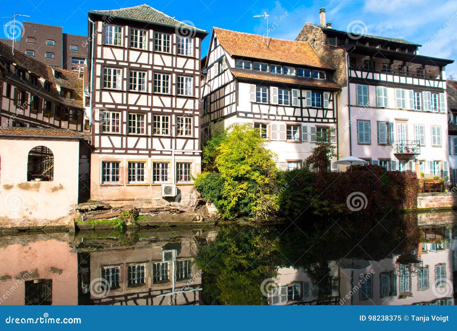 Francia menuda en Estrasburgo