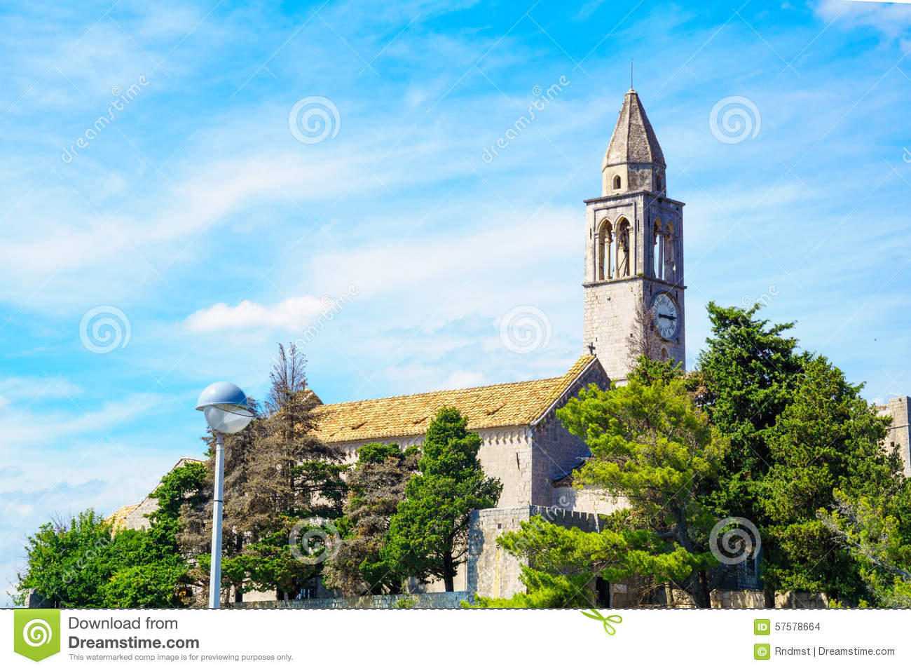 Franciscan kloster, Lopud