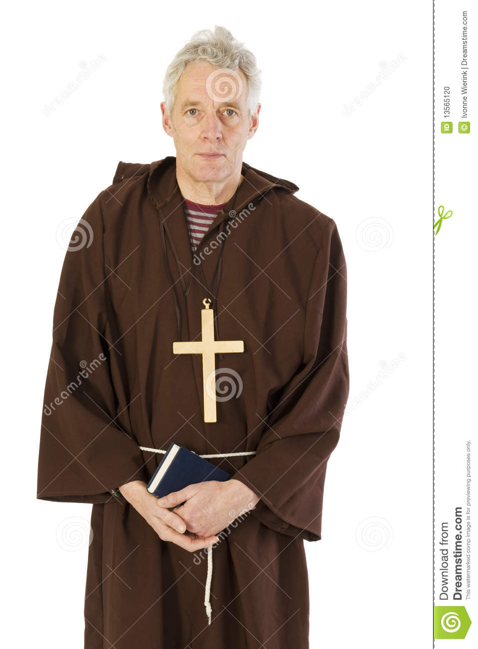 Franciscan Monk Stock Photo - Image: - 85.2KB