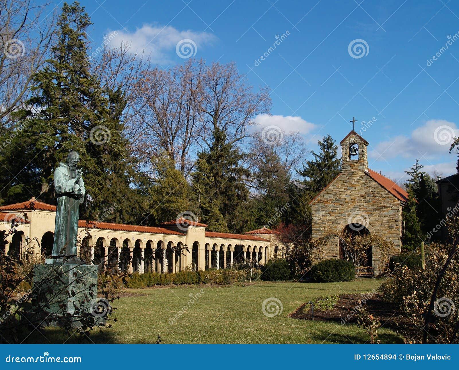 Franciscan Tuin van het Klooster, Washington DC