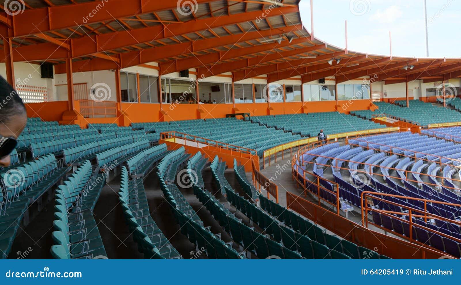 Francisco A Estadio de Micheli en el La Romana