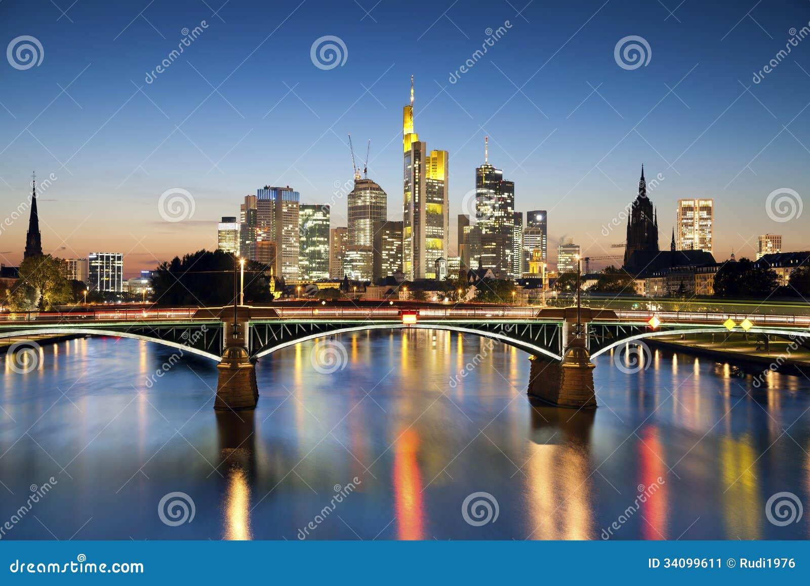 Francoforte - am - cano principal.