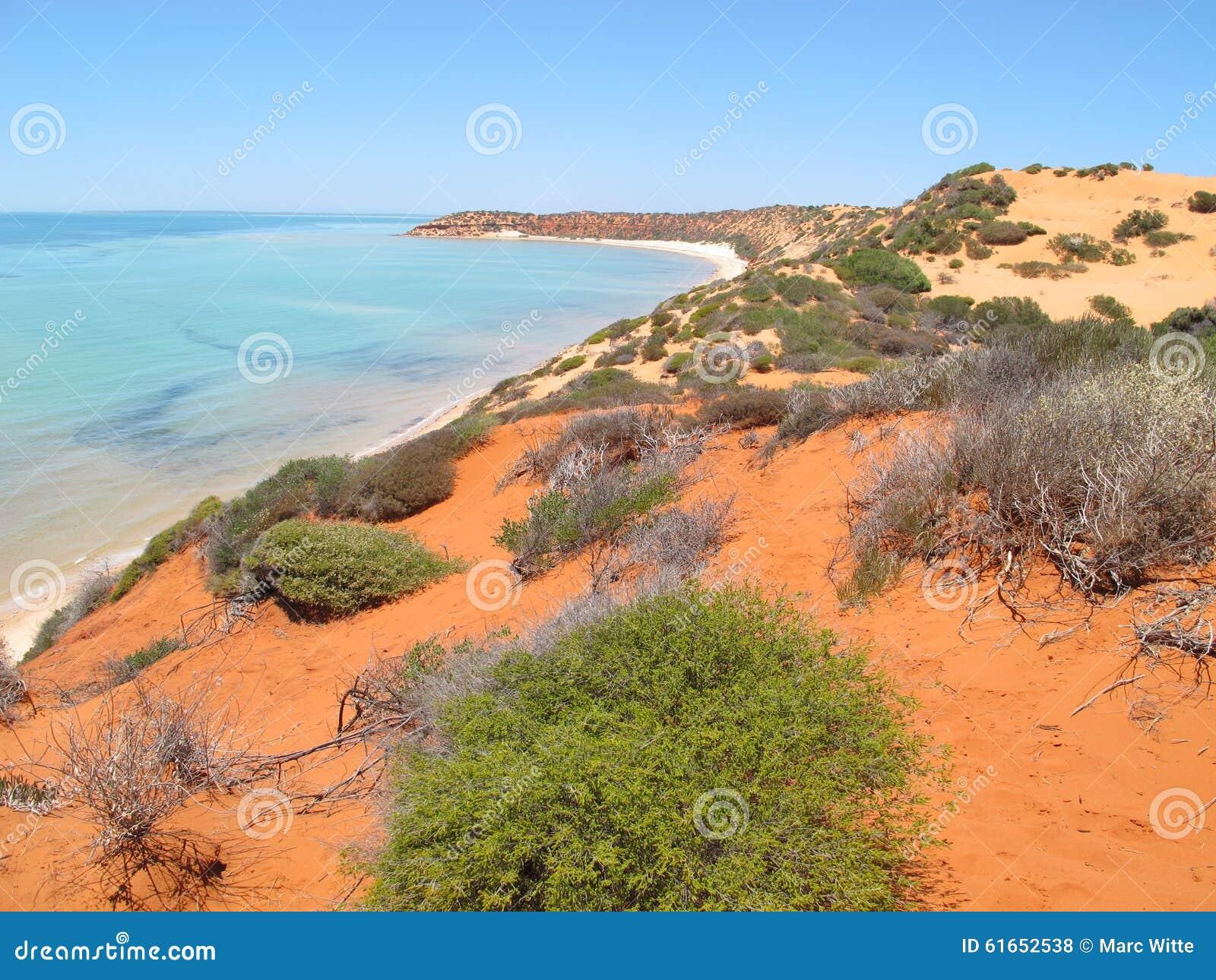 Francois Peron National Park, Haifisch-Bucht, West-Australien