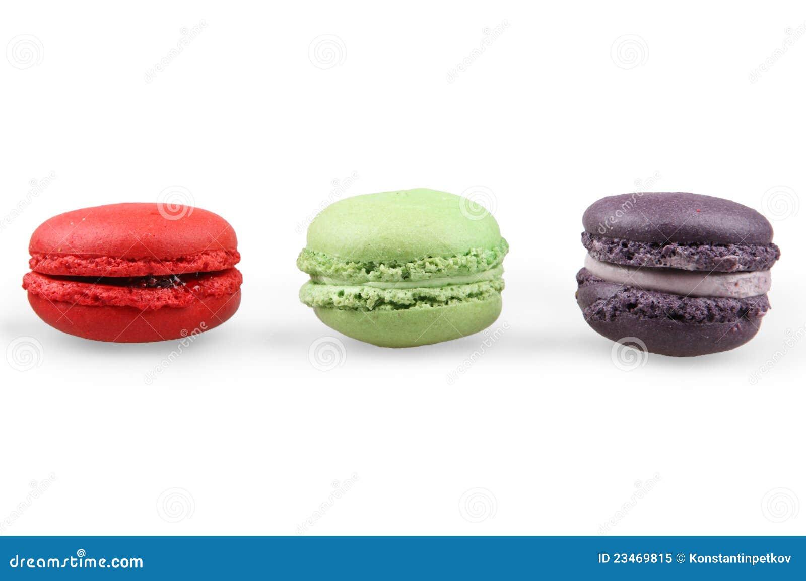 Francuscy macarons