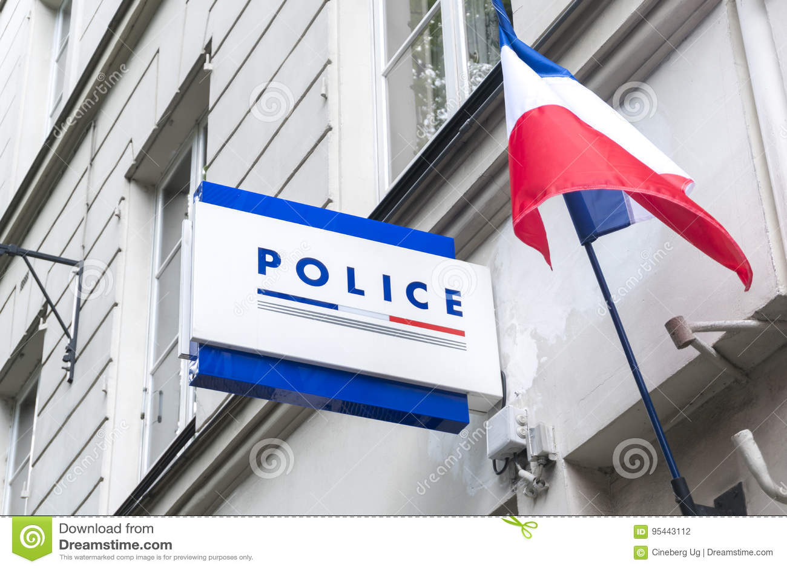 Francuska policja narodowa podpisuje