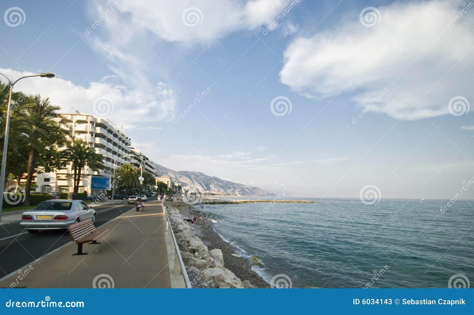 Francuska Riviera menton