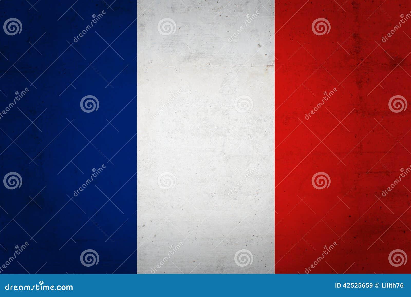 Francuz flaga