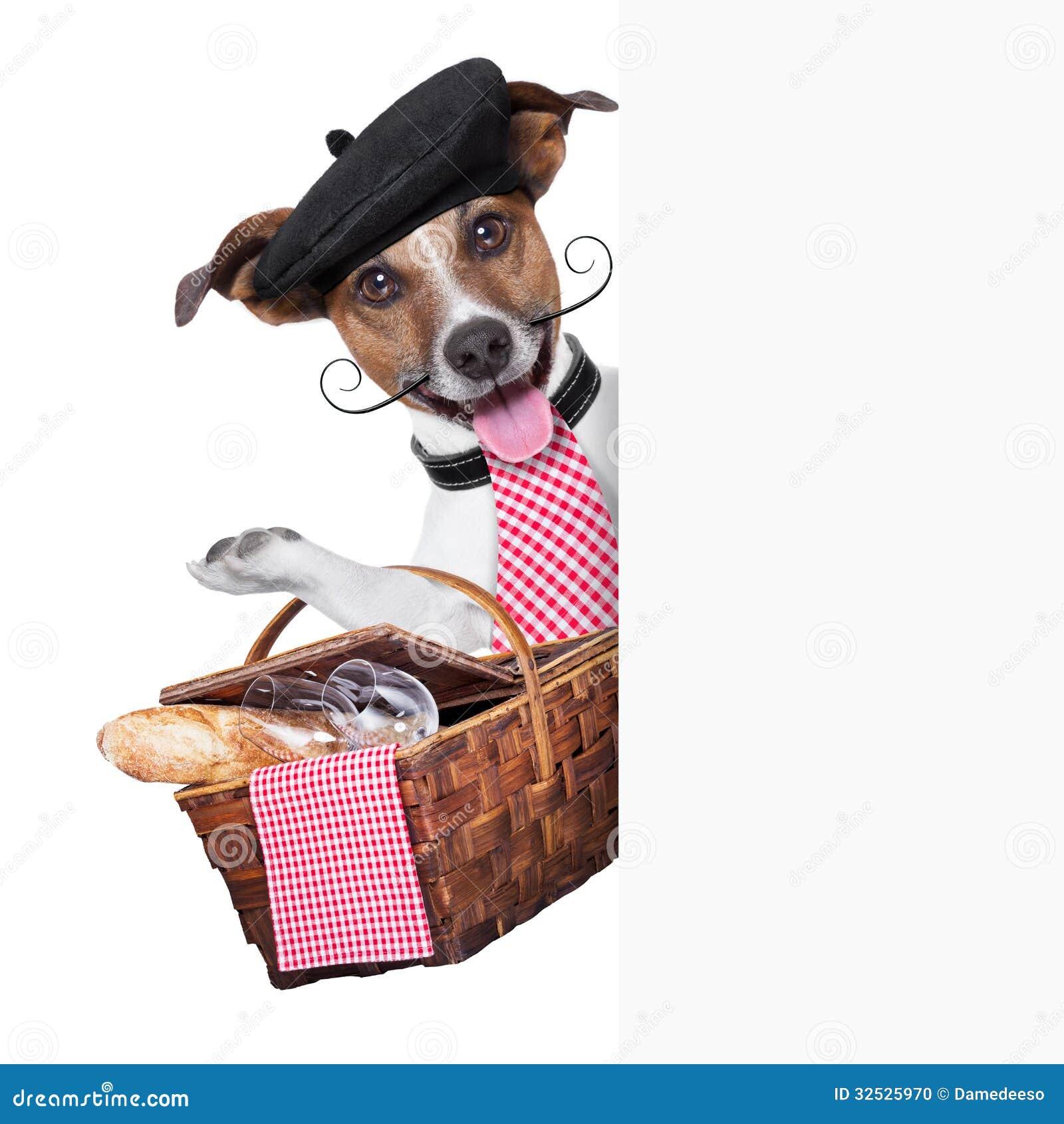 Francuza pies