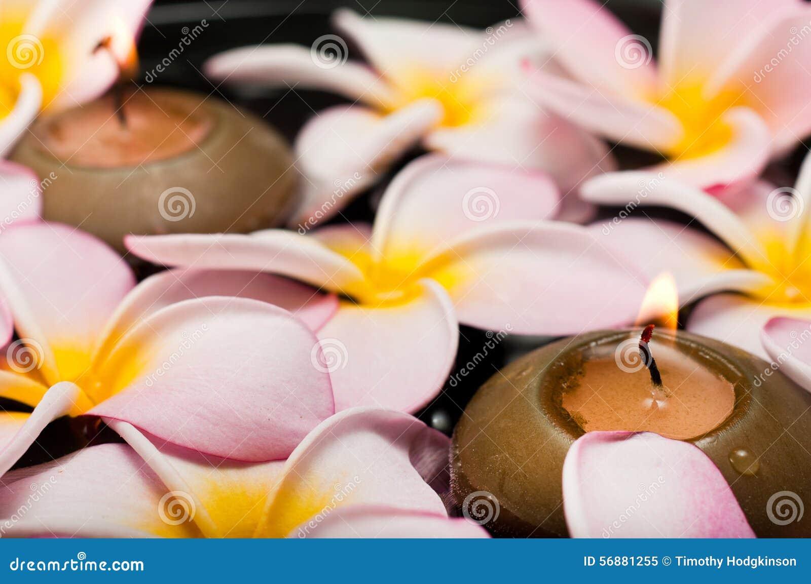 Frangipane e candele