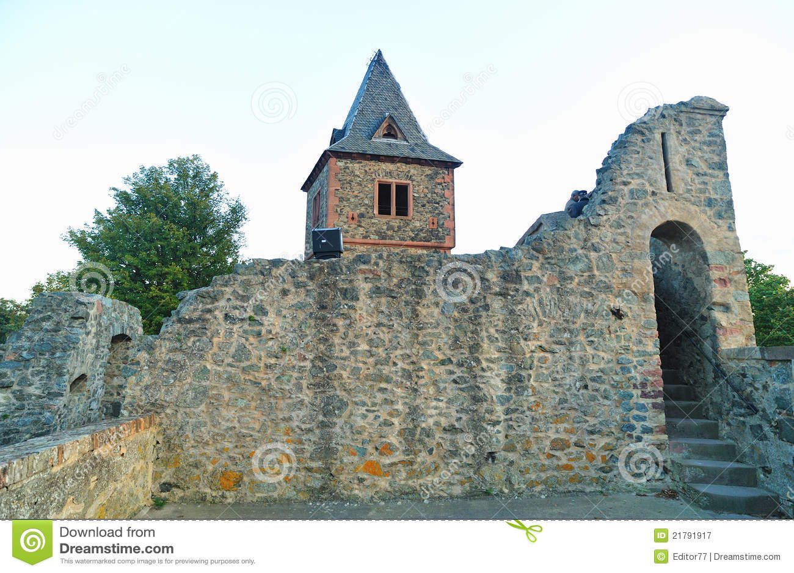 Frankenstein s castle