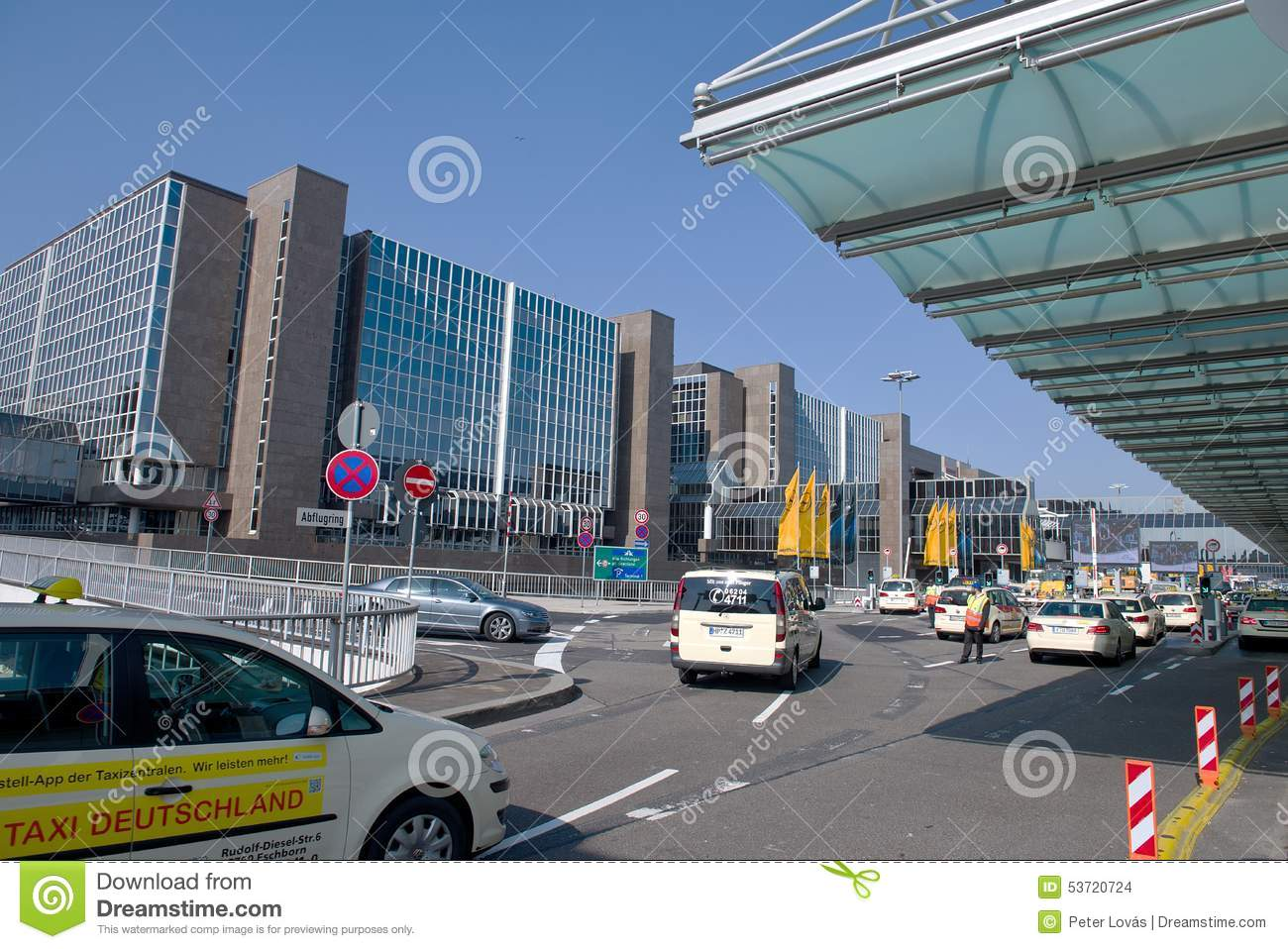 frankfurt airport terminal 1 hotels near the airport editorial stock image image 53720724. Black Bedroom Furniture Sets. Home Design Ideas