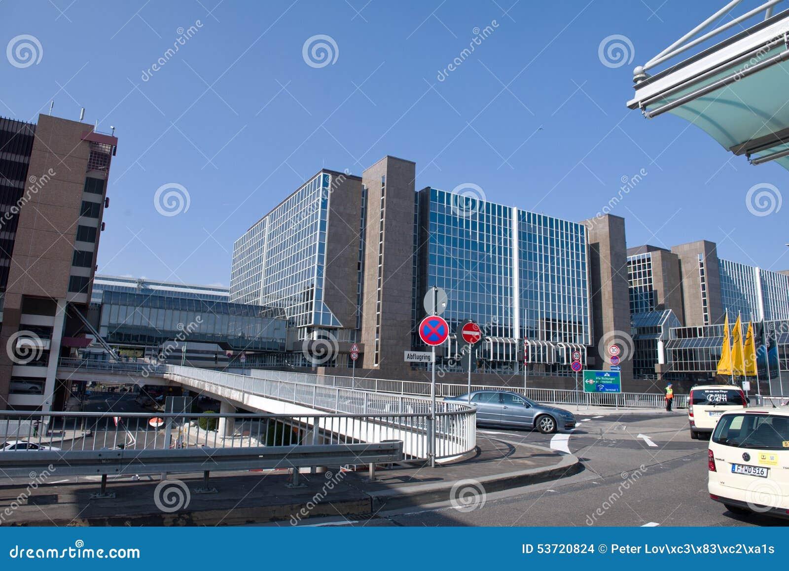 Hotels Near Frankfurt Airport Terminal