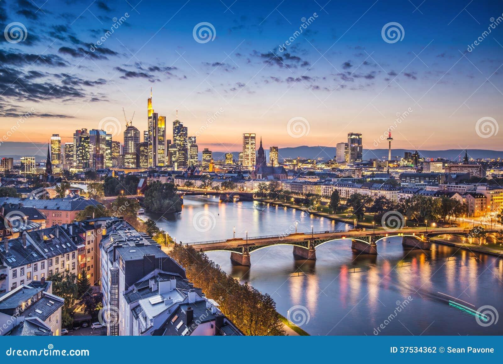 Frankfurt TYSKLAND singler