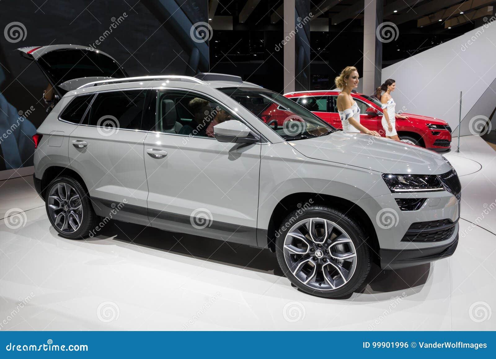 skoda karoq rs skoda in 2018 t cars sport cars and. Black Bedroom Furniture Sets. Home Design Ideas