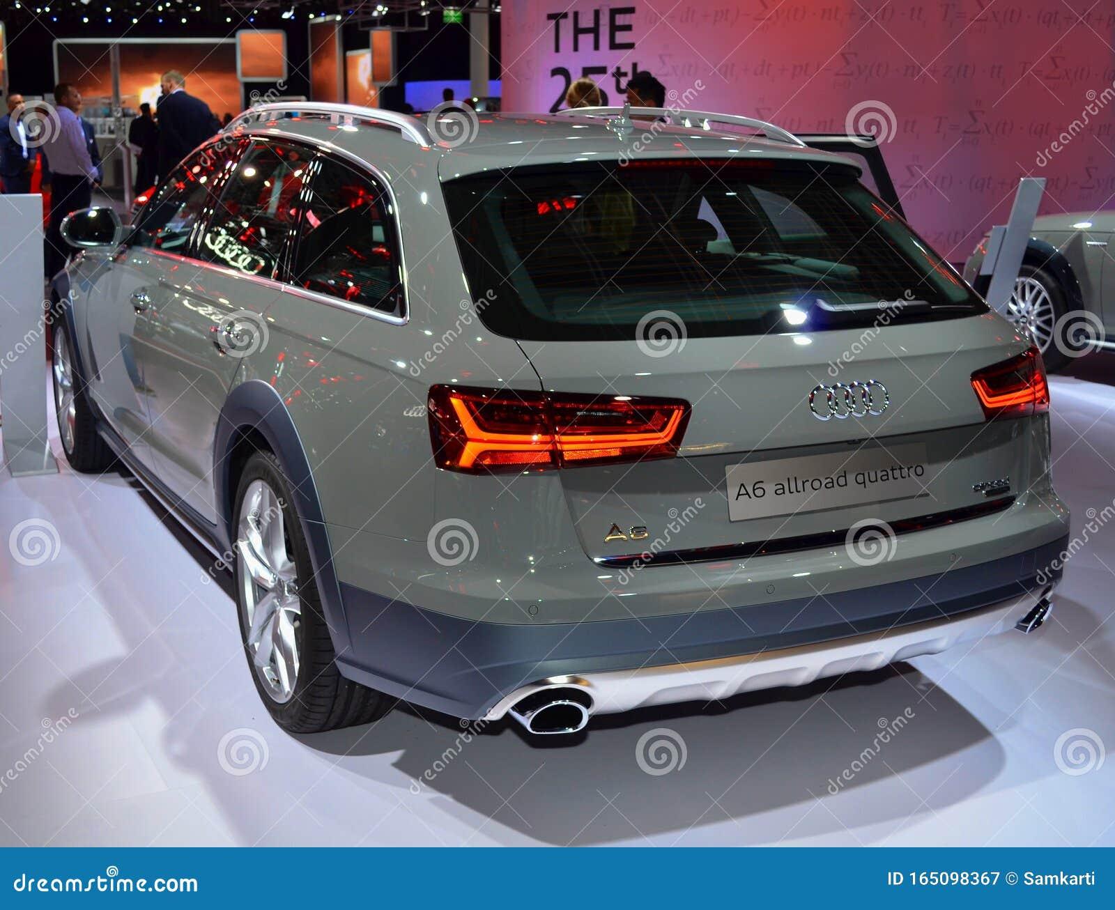 Kelebihan Kekurangan Audi A6 Allroad 2017 Review
