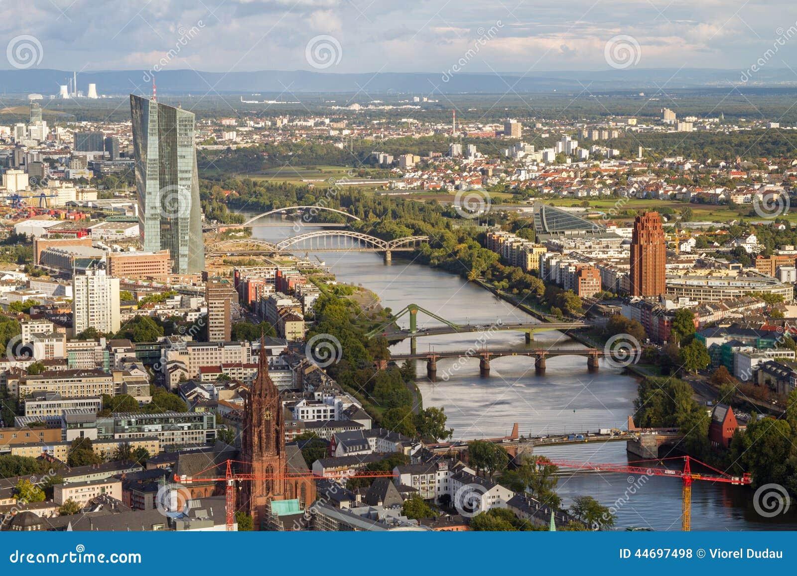 Frankfurt - Am - magistrala
