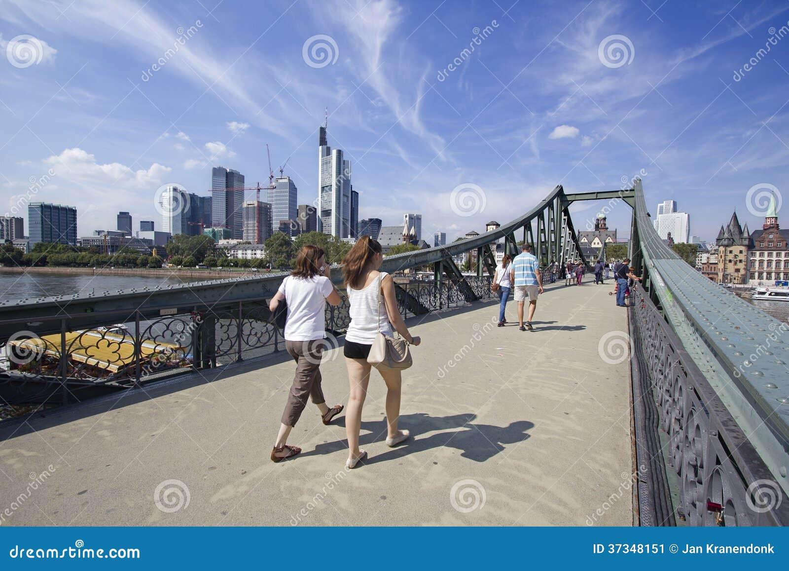 Frankfurt spång