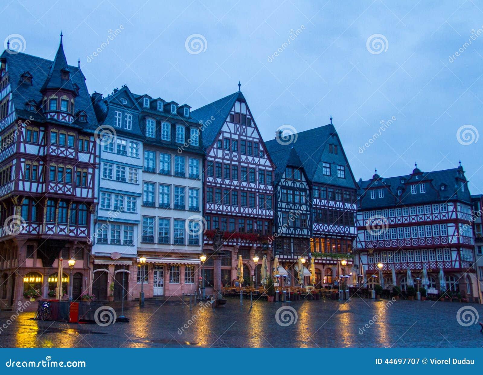 Frankfurt Stary miasto