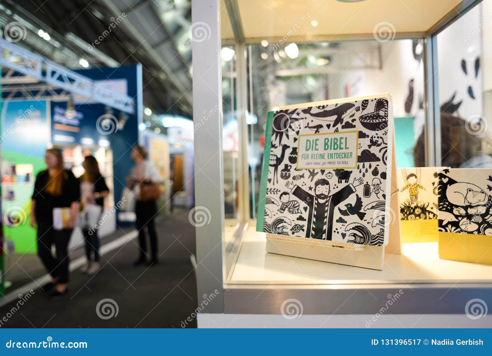 Frankfurt targi książki