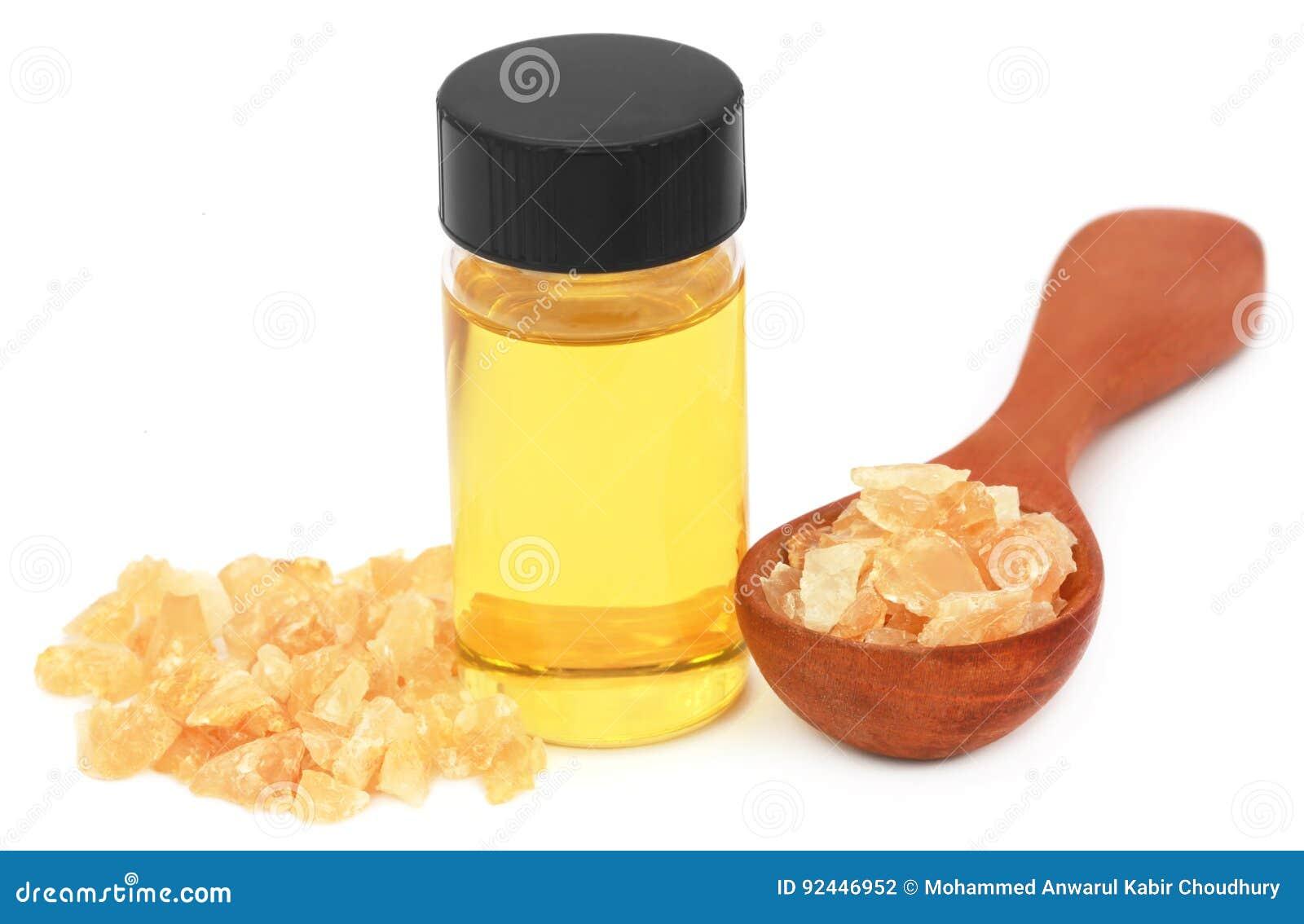 Frankincense dhoop z istotnym olejem