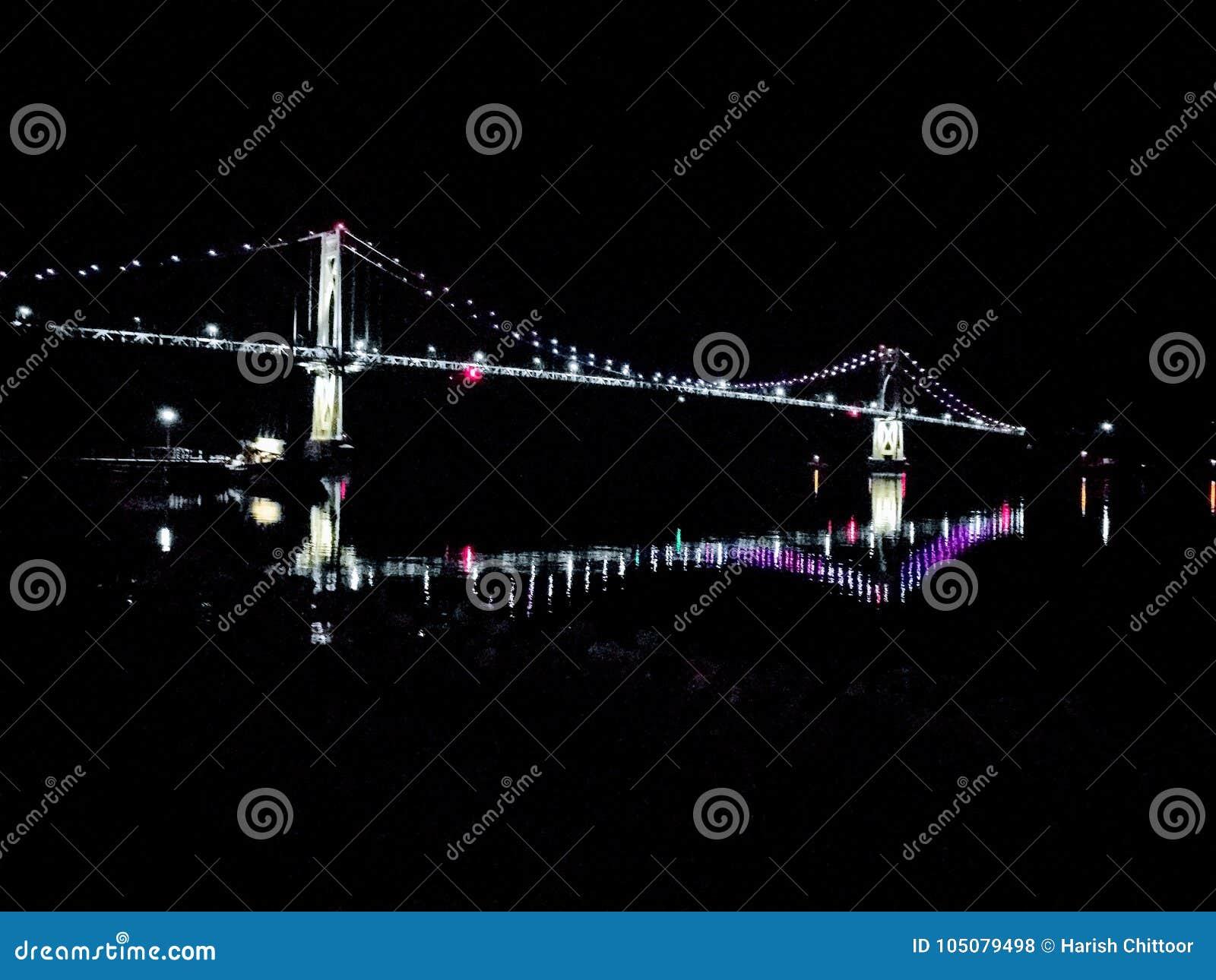 Franklin D Roosevelt Bridge en Poughkeepsie
