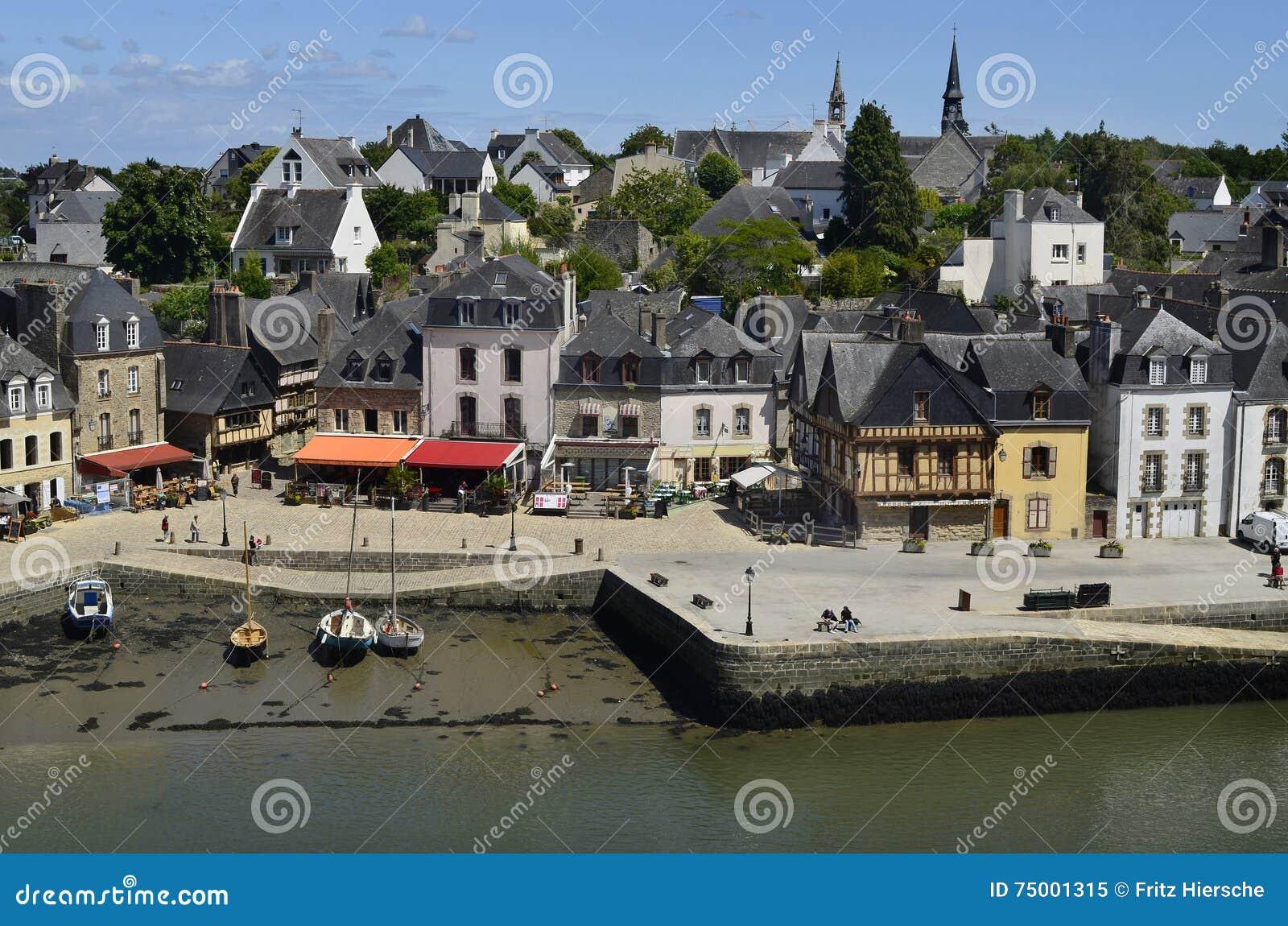Frankrijk, Auray