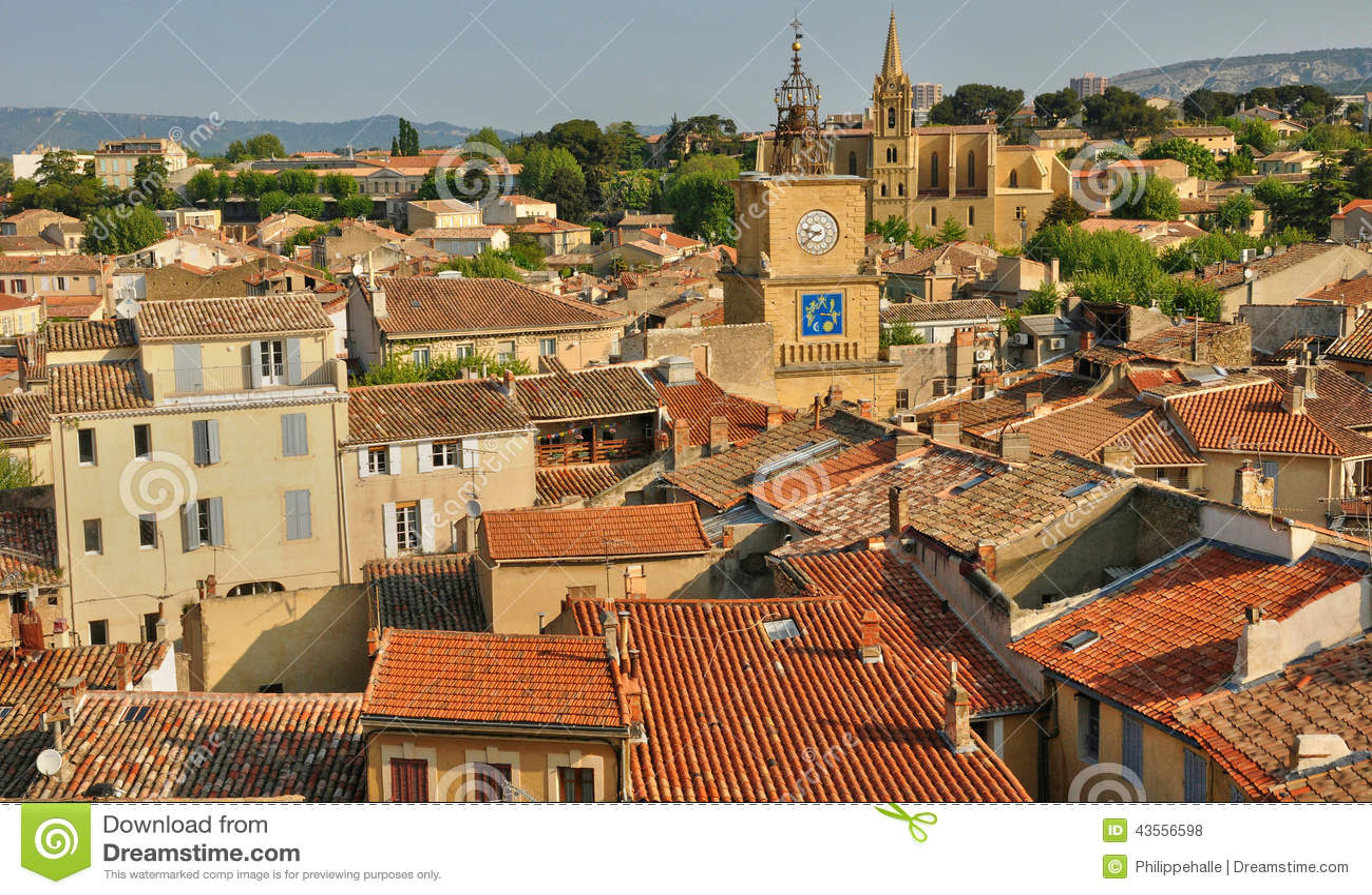 Frankrijk bouche du de rh ne stad van salon de provence redactionele stock foto afbeelding - Electricien salon de provence ...