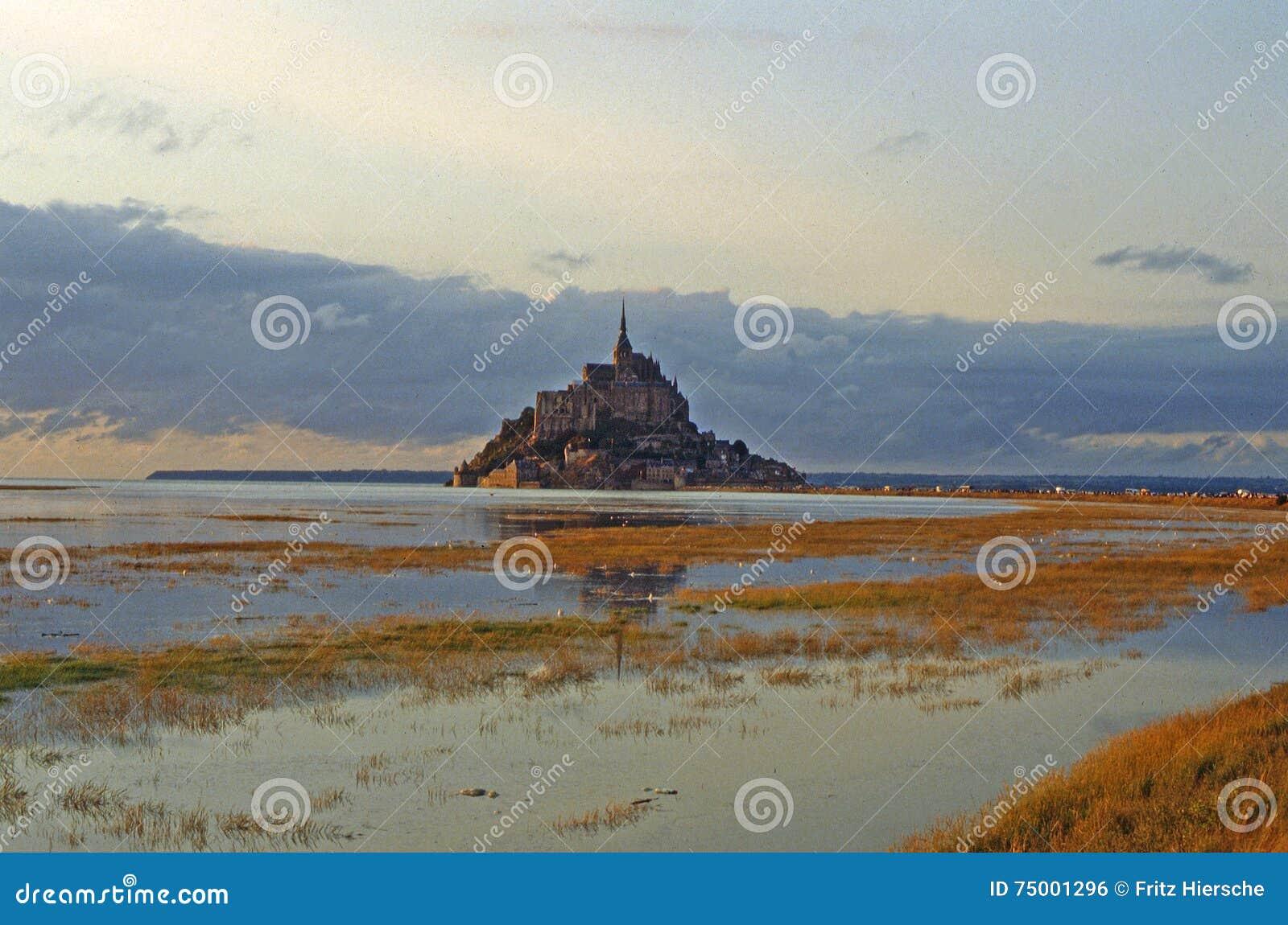 Frankrijk, Normandië, Mont San Michele