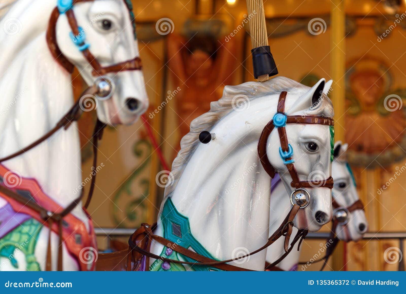 Frankrike Avignon karusell