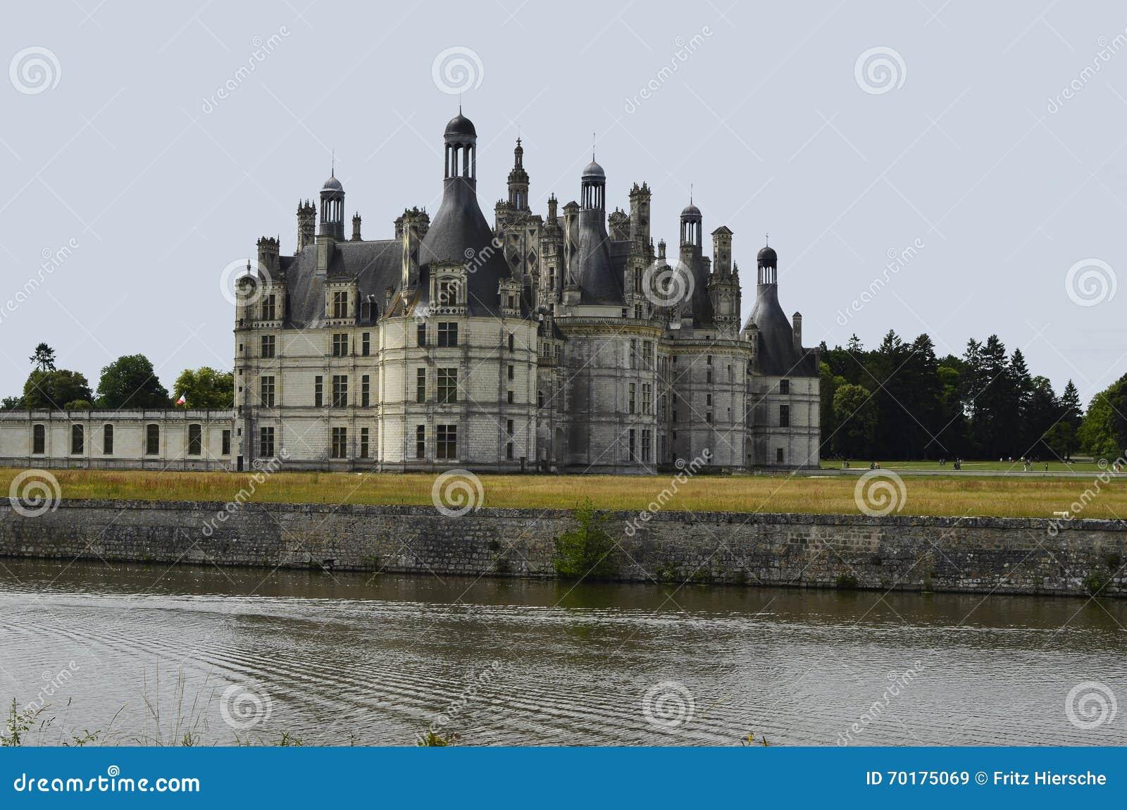 Frankrike Loire Valley